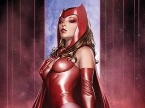 "Is Elizabeth Olsen The Scarlet Witch In ""Avengers: Age Of Ultron""?"
