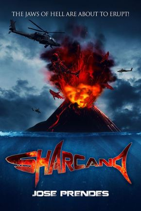 "Poster For ""Sharcano"""