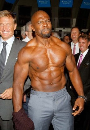 Terry Crews Wants To Play The Thing Or Colossus