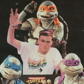 "Vanilla Ice Wants To Appear In New ""Turtles"" Film"