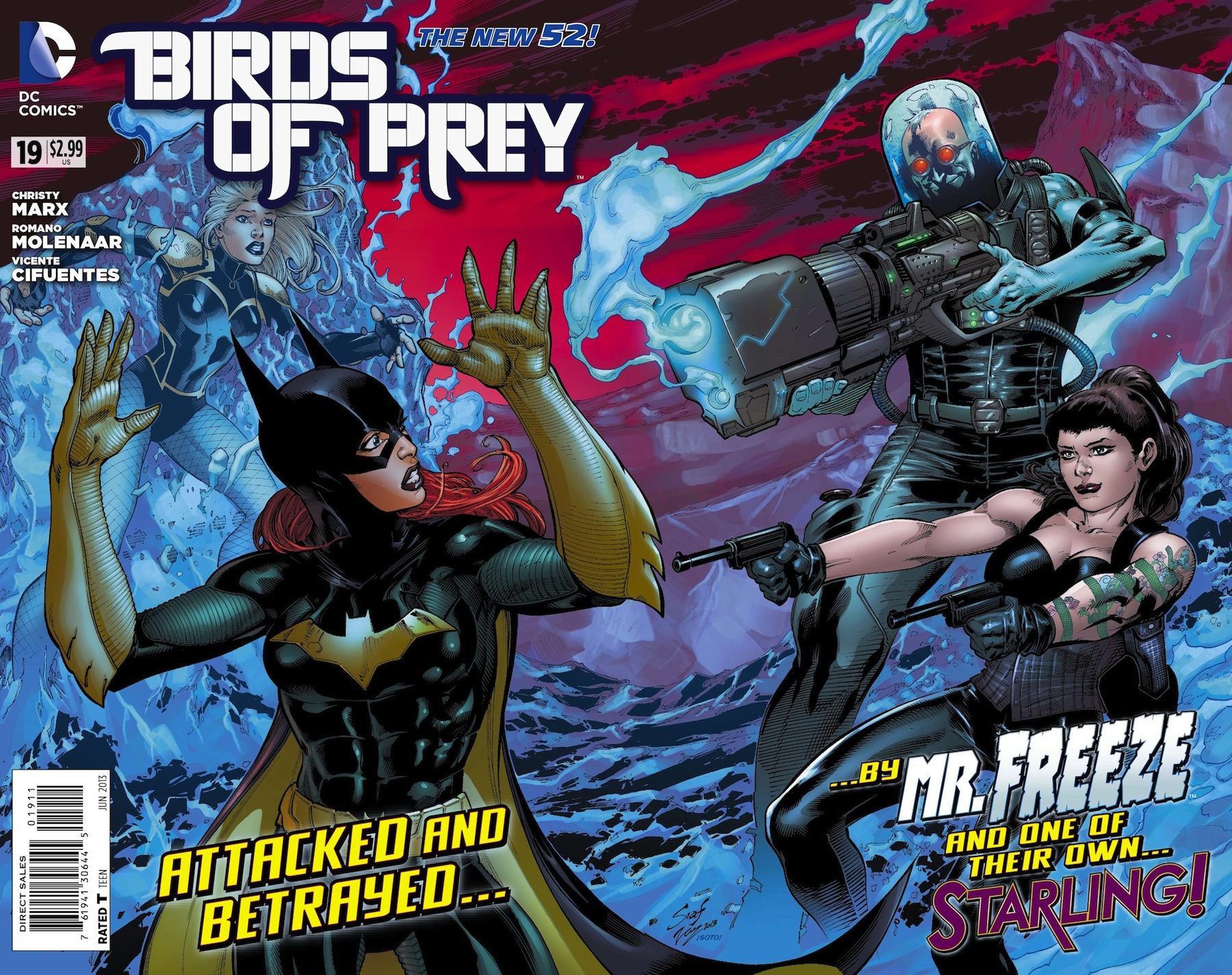 Birds Of Prey Team To Appear In Arrow Confessions Of A Nerf Herder