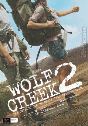 "Video: Trailer For ""Wolf Creek 2"""