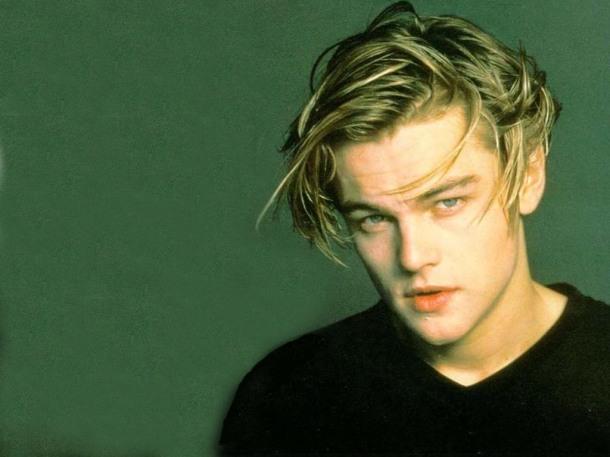 Young Leonardo DiCaprio