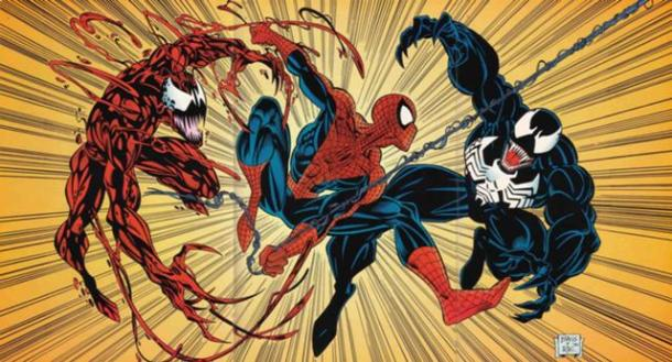 Could we get to see Carnage and Venom?