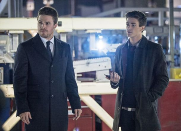 Arrow The Flash Barry Allen
