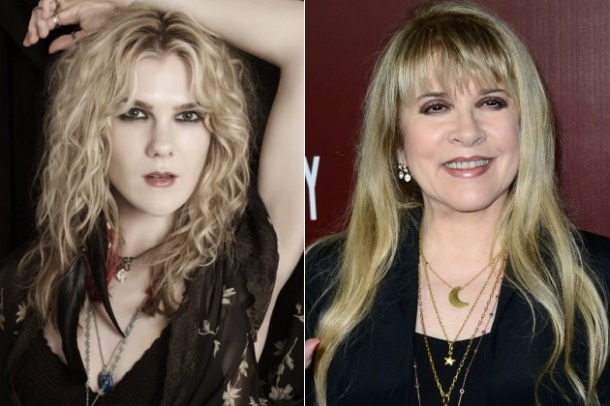 Lily Rabe's Misty Day, and Stevie Nicks