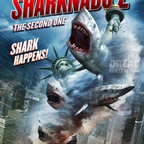 """Video: 3-Minute Preview of """"Sharknado 2"""""""