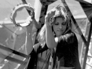Stevie Nicks 'back in the day'
