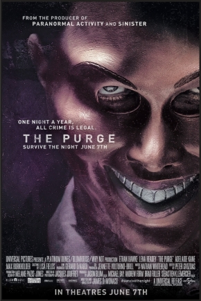 """Details on the Plot of """"The Purge2"""""""