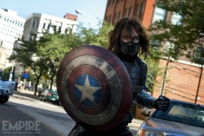 "New ""Captain America: The Winter Soldier"" Images"