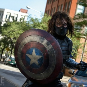 """New """"Captain America: The Winter Soldier""""Images"""