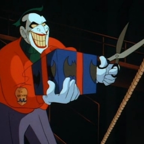 batman the animated series video of the week celebrate christmas with the joker - Batman The Animated Series Christmas With The Joker
