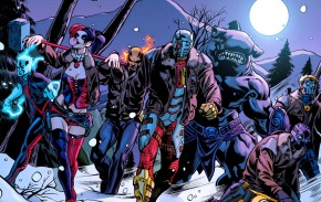 DC's Cinematic Suicide Squad Cast; Details on Batman V Superman's Villains; The Crow Reboots Gets a New Director