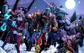 DC's Cinematic Suicide Squad Cast; Details on Batman V Superman's Villains; The Crow Reboots Gets a NewDirector