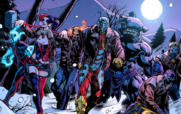 Could we see the Suicide Squad?