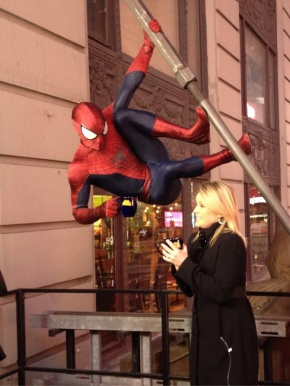 "Video: New ""The Amazing Spider-Man 2"" Promo"