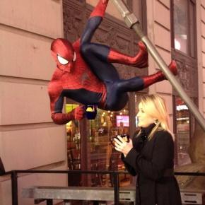 "Video: New ""The Amazing Spider-Man 2""Promo"