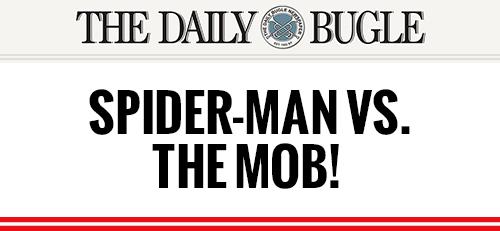 Spider-Man Eddie Brock The Enforcers
