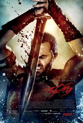 "New ""300: Rise of an Empire"" Poster"
