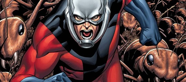 Hank Pym as Ant-Man