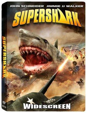 DVD Review: SuperShark