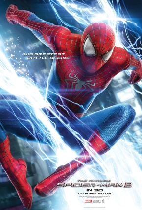 "Two New Posters for ""The Amazing Spider-Man 2"""