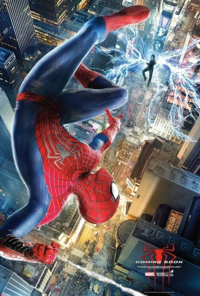 "Three New Posters for ""The Amazing Spider-Man 2"""