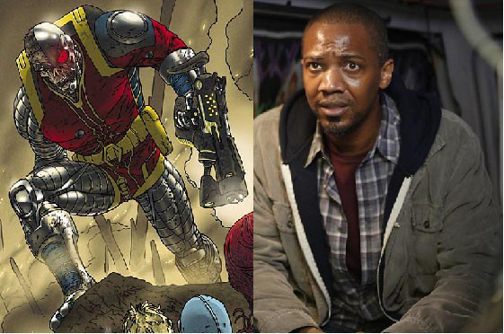 Agents Of SHIELD Is J August Richards Either Luke Cage