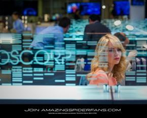 "New Gwen Stacy Image From ""The Amazing Spider-Man 2"""