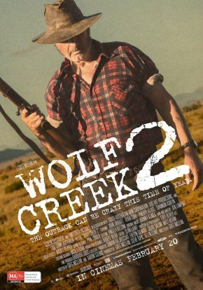 "New Poster for ""Wolf Creek 2"""