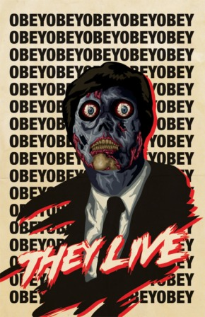 """Video of the Week: The Classic Fight Scene From """"TheyLive"""""""