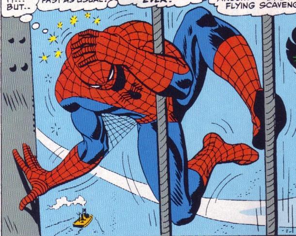 Spider-Man Headache