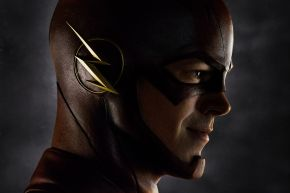 First Official Look at Grant Gustin as The Flash