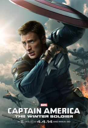 "Video: 4-Minute Preview of ""Captain America: The Winter Soldier"""