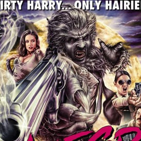 "First Images of ""Wolfcop"""