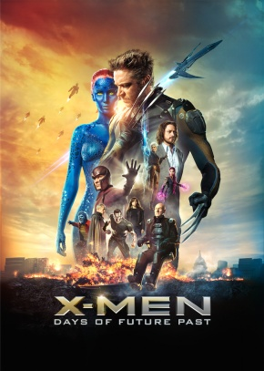 "Video: New Trailer & Poster for ""X-Men: Days of Future Past"""