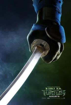 "New Character Posters Debut for ""Teenage Mutant Ninja Turtles"""