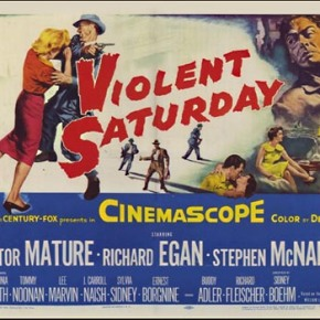 Blu-ray Review: Violent Saturday