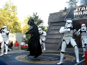 Video of the Week: Darth Vader Dances to MC Hammer