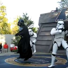 Video of the Week: Darth Vader Dances to MCHammer
