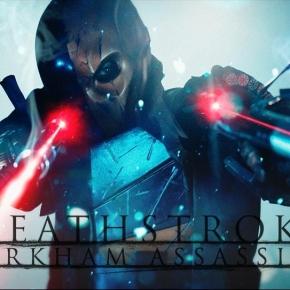 Video of the Week: Deathstroke – ArkhamAssassin