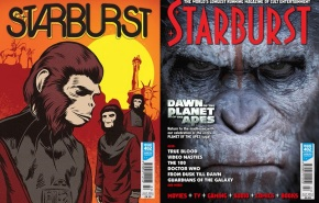 Starburst #402 – Damn, Dirty Apes