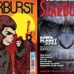 Starburst #402 – Damn, DirtyApes