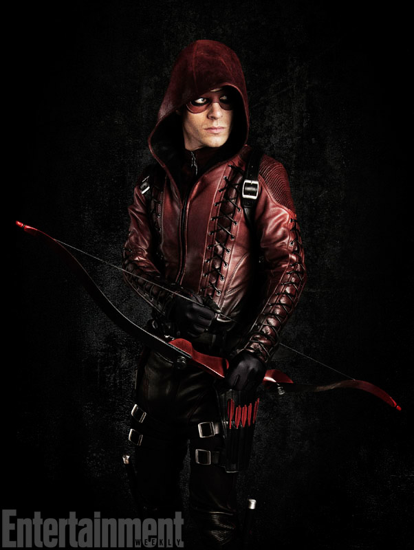 Arrow Roy Harper Arsenal