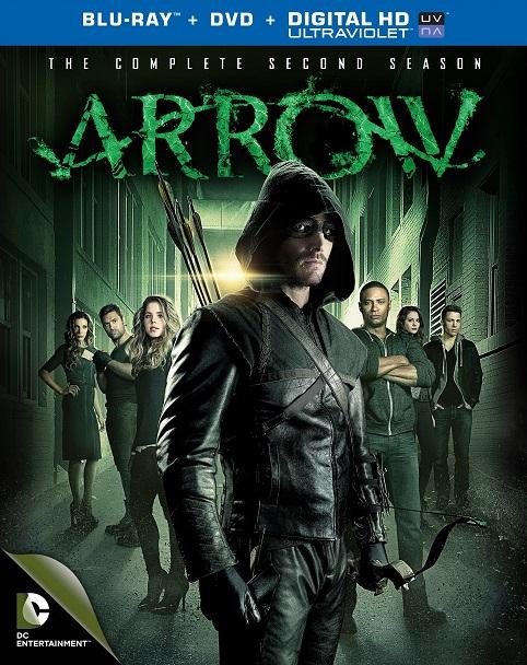 ArrowSeason2Blu