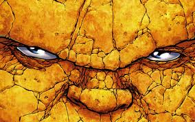 "First Look at The Thing from ""Fantastic Four"" Reboot"