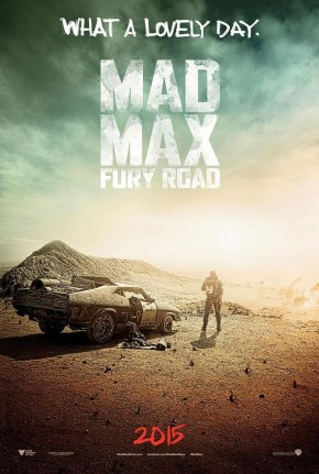 """Video: First Trailer for """"Mad Max: FuryRoad"""""""