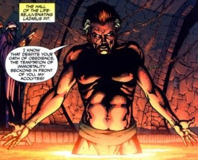 "Ra's al Ghul Confirmed as Season 3 'Big Bad' in ""Arrow"""