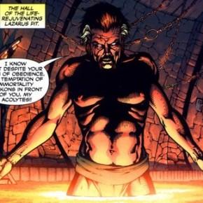 """Ra's al Ghul Confirmed as Season 3 'Big Bad' in """"Arrow"""""""
