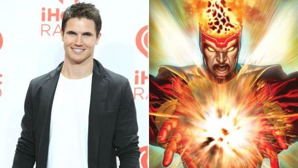 Robbie Amell Firestorm Arrow